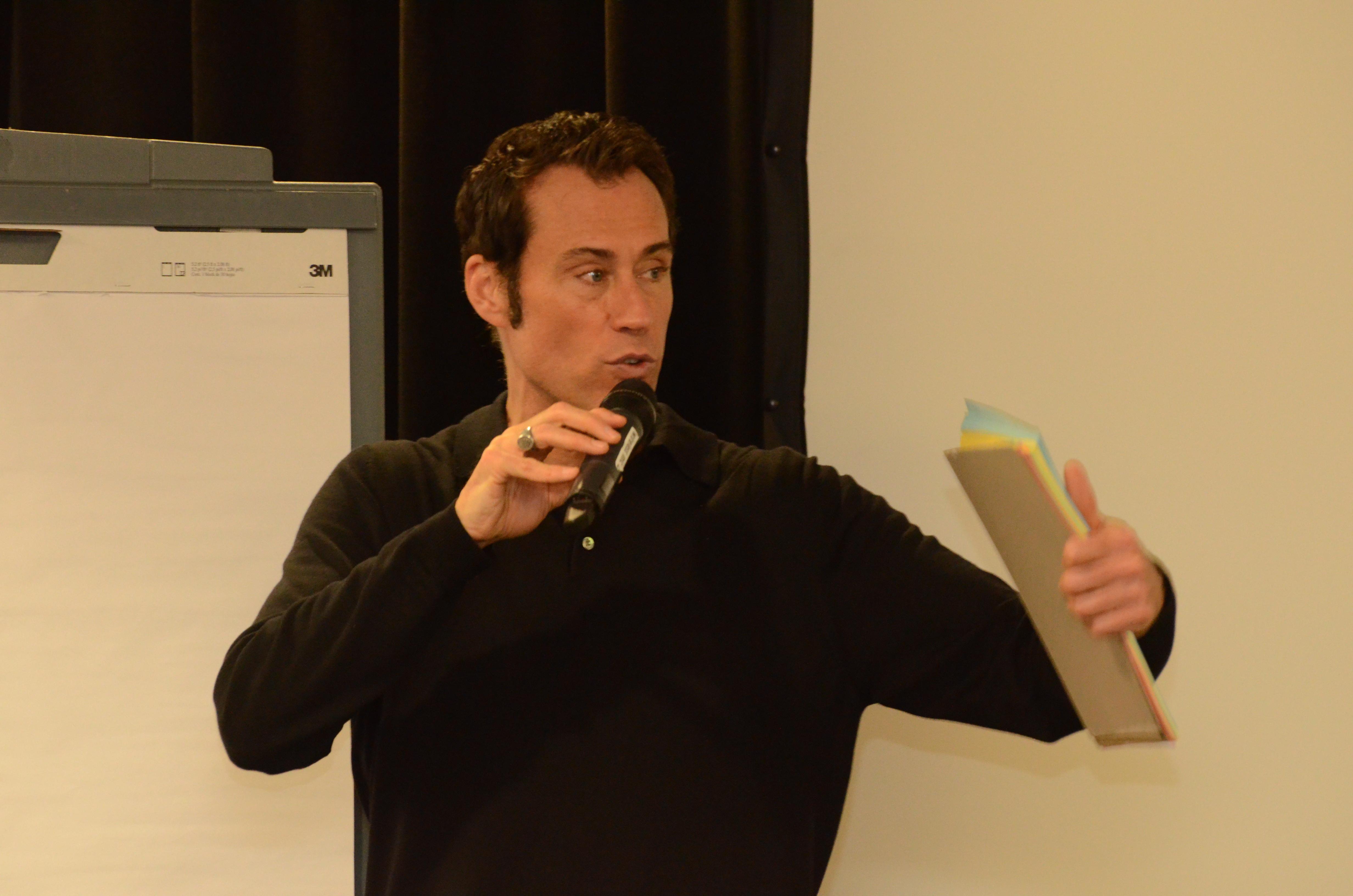 Michael Miller - Motivation Seminar