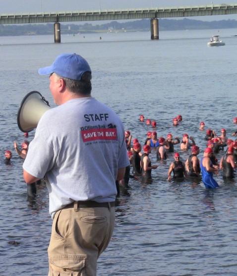 Topher Hamblett - Save the Bay, RI