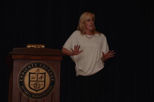 Michele McPhee, college speaker, FUN Enterprises Speakers