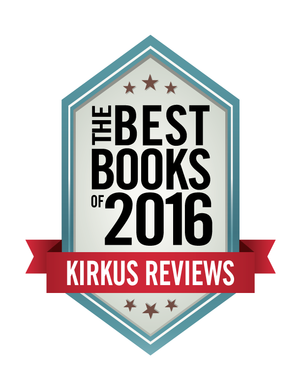 Kirkus Reviews Best Books of 2016 award